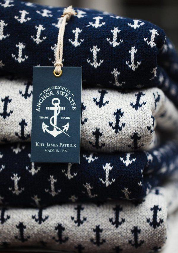 Sweatshirts, Shifts, and the Sea