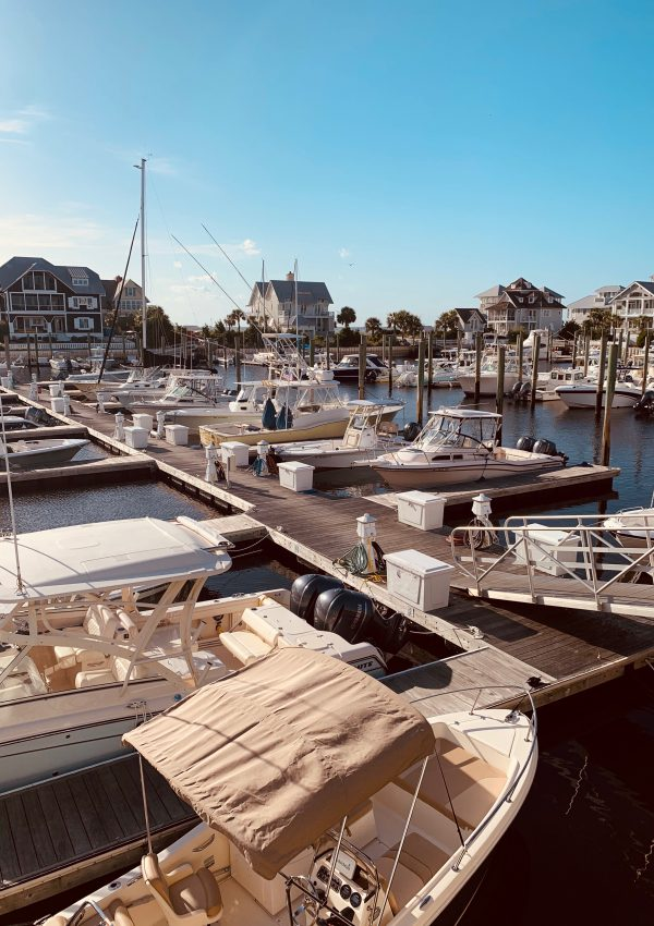 The Nantucket of the South