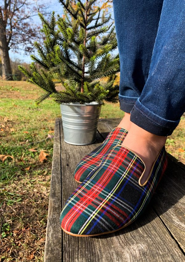 Mad for Holiday Plaid
